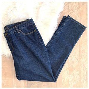 Michael Kors Dark Denim Jeans
